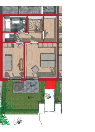 ritter 12 urbanes wohnen im herzen von bergedorf. Black Bedroom Furniture Sets. Home Design Ideas